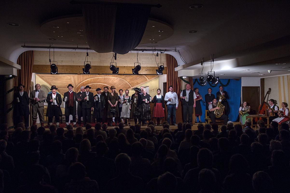 Theatergemeinschaft Schnaitsee; Bayerische Theaterraritäten;